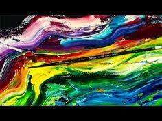 how to mix u0026 match colors acrylic painting lesson youtube