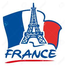 Paris Flag Image Paris Eiffel Tower Design And France Flag Eiffel Tower Icon