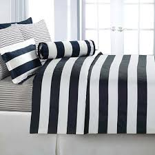 Black And White Twin Duvet Cover 42 Best Black And White Striped Comforter Images On Pinterest