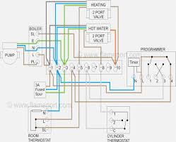 underfloor heating wiring diagram wiring schematics and wiring