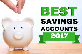 best savings accounts for 2017 best money market accounts