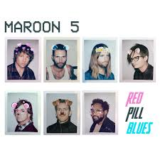 5 up photo album maroon 5 on our new album redpillblues is up for