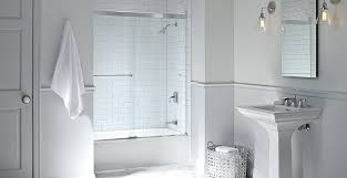 Shower Doors Reviews Kohler Levity Shower Door Review Sliding Shower Doors For Popular
