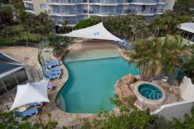 resort u0027s pool wyndham kirra beach gold coast queensland
