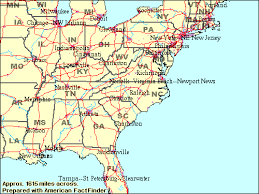 usa carolina map about the usa travel the states territories