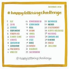 8 best lettering challenges images on pinterest challenges