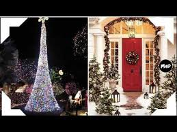 Blue Christmas Outdoor Decorations by Blue Christmas Decorations Outdoor Christmas Decorations Ideas