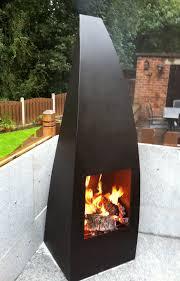 Sale Chiminea Steel Metal Chiminea Chimenea Outdoor Wood Fire Place Heater