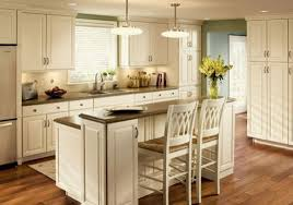 kitchen island with types of kitchen islands