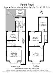 Groombridge Place Floor Plan by 3 Bed Maisonette For Sale In Poole Road London E9 44512635 Zoopla