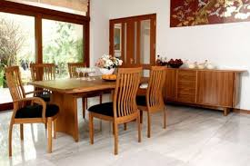 Teak Dining Room Furniture with Contemporary Wooden Dining Room Furniture Caring Tips For Teak