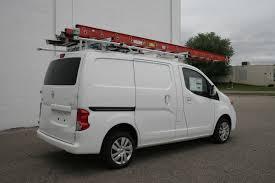 nissan nv200 white nissan nv200 with ergorack prime design