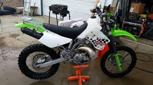 kawasaki kdx 220 motorcycles for sale