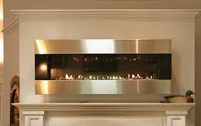 Indoor Gas Fireplace Ventless by Linear Gas Fireplaces Wilton Ct Best Linear Fireplacesyankee