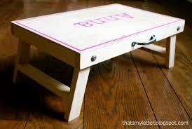 Diy Lap Desk Ana White Folding Lap Desk Diy Projects