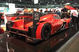 mada car mazda rt24 p 600bhp prototype racer revealed in la autocar
