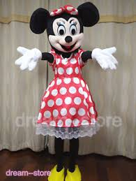 Pink Minnie Mouse Halloween Costume Sale Minnie Mouse Mascot Costume Size Halloween Dress