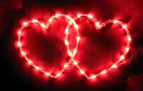 valentines lights hearts window lights s day lighted decorations for
