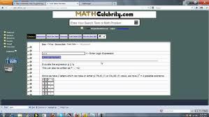 Truth Table Calculator Truth Table Calculator Youtube