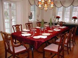Formal Dining Room Table Setting Ideas Dining Table Setting Ideas Dining Table With Table