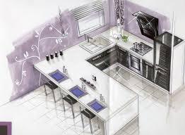 dessin cuisine 3d dessiner sa cuisine en 3d dessiner cuisine d simple superb bien