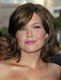 hairstyles for women with a double chin and round face fat face double chin hairstyles for women pictures celebrity