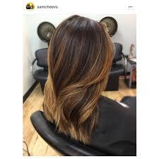 honey brown haie carmel highlights short hair caramel honey highlights for brown hair balayage for black hair