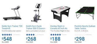 black friday deals on treadmills walmart u0027s pre black friday deals start today canada