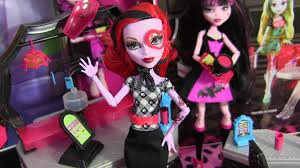 monster high die ner operetta walmart exclusive review video