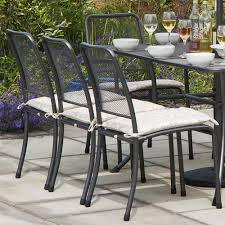 Metal Garden Table 8 Seat Garden Furniture Zandalus Net