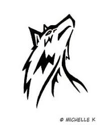 24 simple wolf design and ideas for tattooing