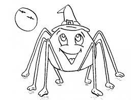 halloween coloring pages halloween coloring pages spider u2013 kids