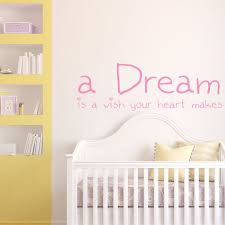 a dream is v2 quote wall sticker world of wall stickers the product is already in the wishlist browse wishlist