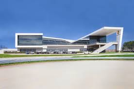 lexus headquarters in usa porsche opens new headquarters test track in atlanta