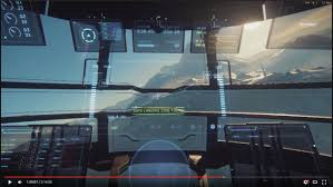 my version aquila cockpit starcitizen