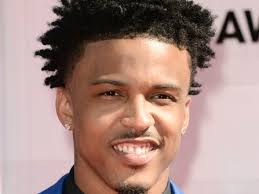 hair like august alsina august alsina look a like lipstick alley