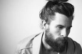 mun hair hair cool hot guy beard beards mun manbun alexisinheels