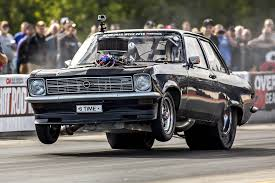 opel cars 2016 ingenuity and a whole lotta u0027 nitrous make this opel ascona scoot