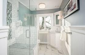 Craftsman Bathroom Updates Add Plenty Of Light And Space Silent - Bathroom updates