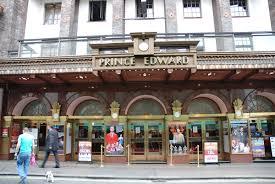 prince edward theatre wikipedia