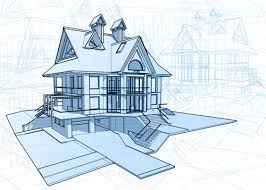 house building house building blueprint design vector 04 vector architecture