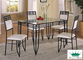 promo matrix 5 piece dinette set dinette sets dining rooms