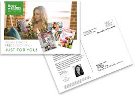 Home Magazine Subscriptions by Personalized Bhg Magazine Gift Subscriptions