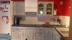 renover cuisine en chene repeindre cuisine en chene relooking peindre meuble cuisine en
