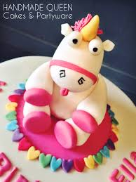 how to your cake topper make your cake special with this handmade edible unicorn