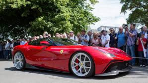 Ferrari F12 2017 - exotic ferrari f12 trs the rarest horse in the world cars247