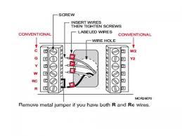 honeywell programmable thermostat wiring diagram honeywell rth7500d