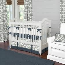 Navy Blue And White Crib Bedding Set Furniture Navy Blue Crib Bedding Coral And Navy Blue Crib