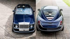 cars rolls royce rolls royce unveils 12 8m luxury car sweptail market digest