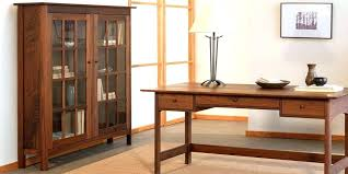 Oak Bookcases With Glass Doors Mission Bookcase Oak Mission Oak Bookcase Glass Doors Mission